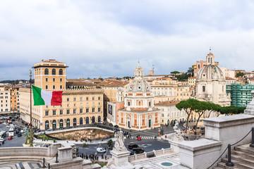 ローマ ヴェネツィア広場