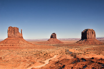 Monument Valley in USA