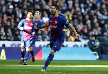 La Liga Santander - Real Madrid vs FC Barcelona