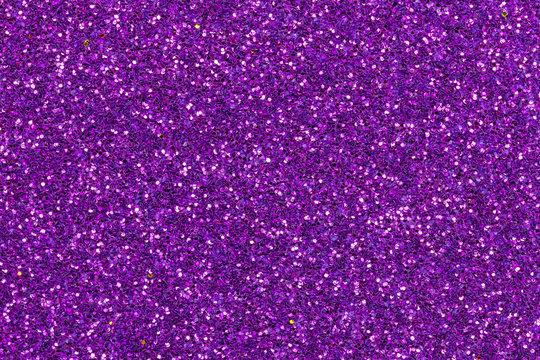 purple glitter texture background