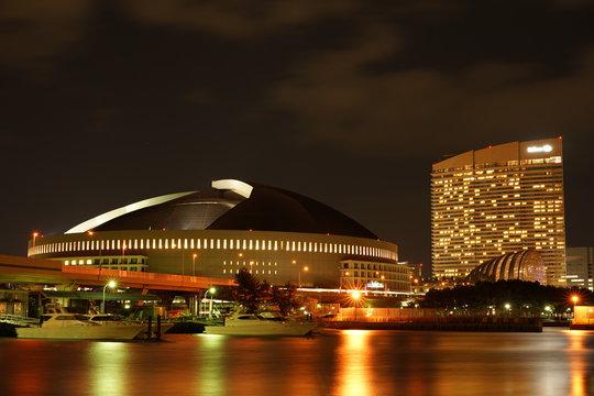 福岡市西地区夜景風景