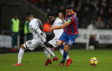 Premier League - Swansea City vs Crystal Palace
