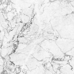 Abstract natural marble black and white(gray) patterned texture background