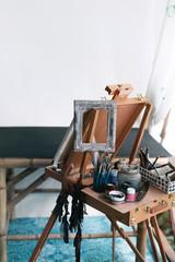 art workshop studio concept