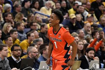 NCAA Basketball: Illinois at Missouri