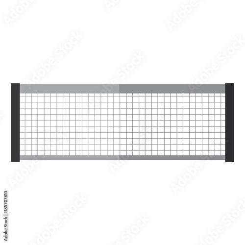 """tennis net icon image vector illustration design "" Stock ... Tennis Net Vector"