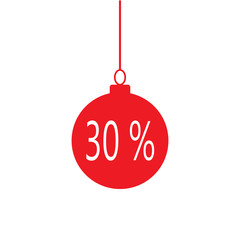 Christmas ball discount