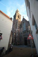 Reformed church named St.Janskerk in Gouda
