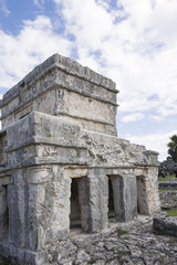 Archaegeogical ruins of Tulum, Mexico