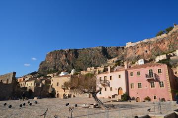 Monemvasia, Peloponnese, Greece, Europe