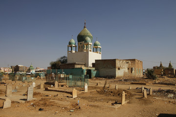 Hamed el-Nil Tomb in Omdurman