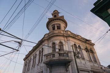 サンティアゴ・デ・クーバ 建物