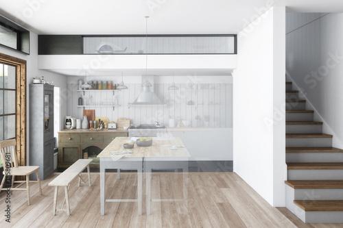 Küche: aus alt mach neu (Gestaltung)\