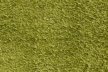 Yellow color rubber surface