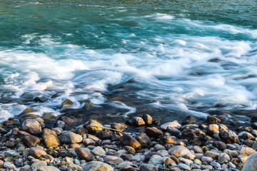 Long Exposure of flowing water