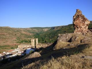 Alcaraz. Pueblo historico de Albacete (España) dentro de la comunidad autónoma de Castilla La Mancha