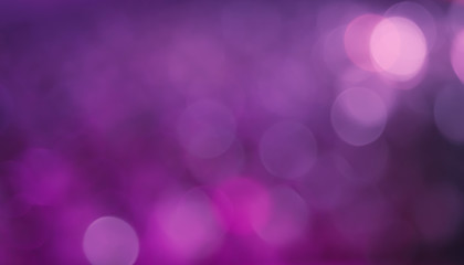 Bokeh Purple Lilac gradient Background
