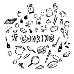 Cooking Illustration Pack