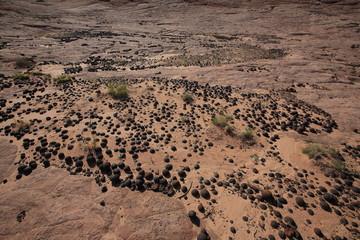Moki Hills Zebra Slot Canyon Utah, USA