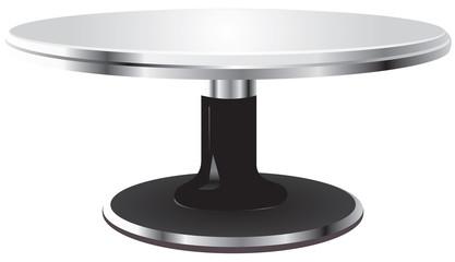 Rotating Cake Decorating Stand