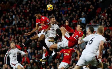 Premier League - Manchester United vs Burnley