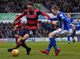 Championship - Ipswich Town vs Queens Park Rangers