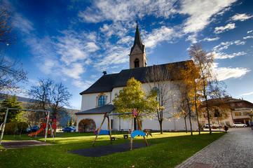 Chiesa in Trentino Alto Adige - HDR