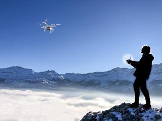 drone ;commercial pilot license