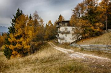 Paesaggio montano Trentino Alto Adige