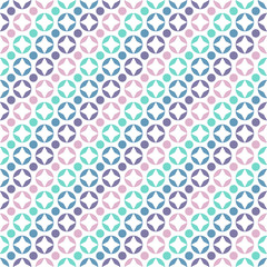 Abstract seamless pattern with circles. Texture for wallpaper, fills, web page background.