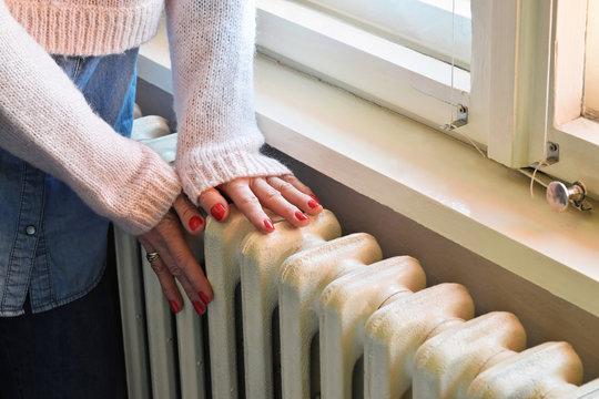 Central heating heavy duty radiator