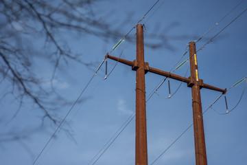 Iron utility lines