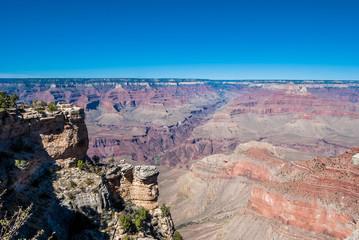 Le Grand Canyon, USA.