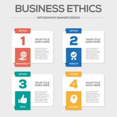 Business Ethics Concept