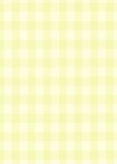 薄い黄色い布