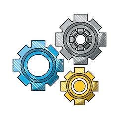 cogwheel icon image