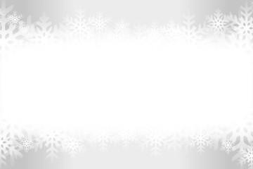 背景素材,ぼかし,ソフトフォーカス,雪の結晶,樹氷,冬景色,コピースペース.白抜き,中抜き,タイトル