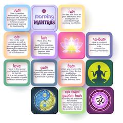 Morning Meditative Mantras