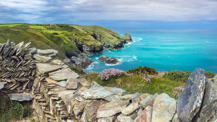 Cornwall – von Boscastle nach Tintagel