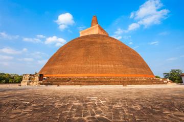 Abhayagiri Vihara in Anuradhapura