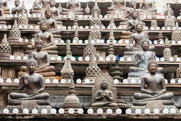 Gangaramaya Temple in Colombo