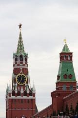 Spasskaya tower, Moscow Kremlin
