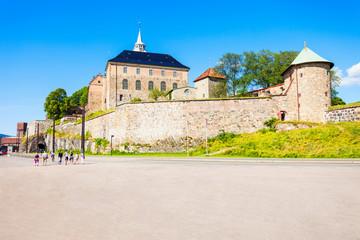 Akershus Fortress in Oslo