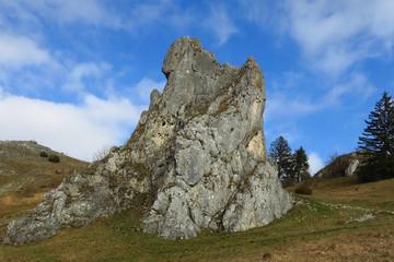 Steinerne Jungfrauen, Eselsburger Tal, Baden Württemberg, Deutschland