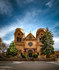Cathedral Basilica of St. Francis of Assisi - Santa Fe, NM