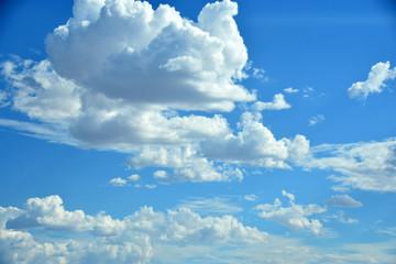 Serene skies
