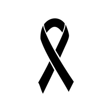 mourning icon vector
