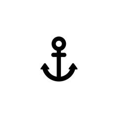 Anchor.Anchor of salvation vector icon