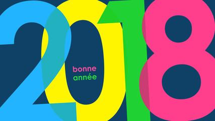 Carte « Bonne Année »