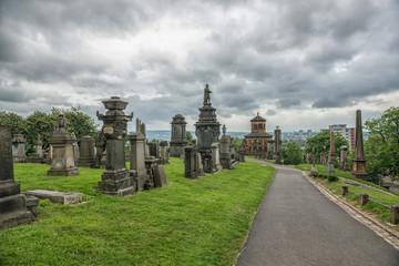 Necropolis, Glasgow, UK